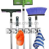 Mop and Tools Hanging Organizer (5 position)