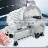 "12"" blade commercial semiautomatic meat slicer"