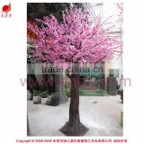 2015 Spring new product cherry blossom flower lagrge artificial decorative tree artificial cherry blossom tree