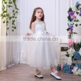 Baby Girl Birthday Party Dresses Baptism Christening Easter Gown Toddler Princess Lace Flower Dress