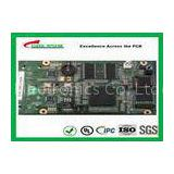 Circuit Board Assembly Services BGA IC Lead Free Soldering Wave / Reflow