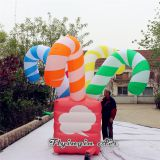 Beautiful Inflatable Candy Gift Box for Christmas Decoration