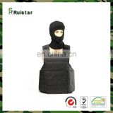 fashion black molle vest for hunting