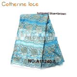 Catherine New Style Designs Customize French Lace For Bridal Wedding Dress
