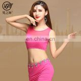S-3108 Sexy modal belly dance tank top