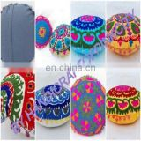 16'' Suzani Embroidered Cushion Cover Wholesale Price Lot 5 Pcs Pillow Cover Lot