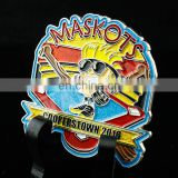 manufacturer customized metal lapel pin badge/cheap wholesale custom die cast metal badge/3d metal badge