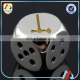 Soft Enamel Metal Poker Dice