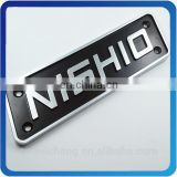 Metal auto logo emblem car logos with names