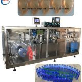 plastic vial spice sauce packing machine,automatic pve pe plastic ampoule form fill seal cut machine for pharma equipment
