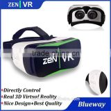 2016 ZEN VR Mini Virtual Reality,VR Box Controller, Headsets Helmet VR Glasses 3D For Smartphone