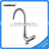 New Product Made in China Brass Swan Faucets Swan Neck Tap