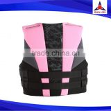 made in China neoprene floating foam custom life jacket