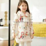 Cute Girls Clothing Chrismas Outfits Kids Cotton Dress