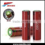 Aoso imr 18650 3100mah 40a fit for 200w mod ,dna box mod high power 50W zna 200 mod electronic cigarette wholesale from AOSIBO