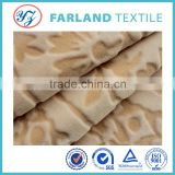 100% polyester flannel fleece fabric for quality blanket, car seat covers upholstery fabric