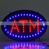 ATM billboards color changing led neon christmas light