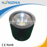 made in china surface mounted cob led downlight 50w black warranty 3years                                                                         Quality Choice