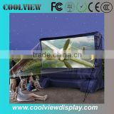inflatable projector screens