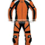 motorbike leather suits/motorcycle leather suit/leather racing suit/Custom Made Motorcycle Leather Racing Suit/WB-Ms401