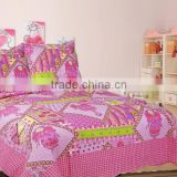 2016 NEW PRODUCT Softextile quilt fabric baby quilt kantha quilt