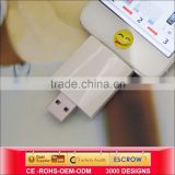 Xianhe sell Factory price and cheapest designer OTG cassette tape usb flash drive for phone