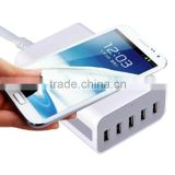 5v usb with qi wireless charger circuit,for samsung s6 fast charger,wholesale mini usb wall qi charger