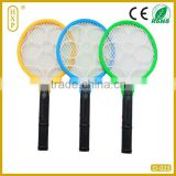 LED Rechargeable Electric Mosquito Killing Bat Fly Swatter