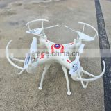 Christima Deal 4CH 2.4G Flying Remote Control RC Quadcopter with HD Camera for Syma Professional Drone 668-A3 Helicopter Toys