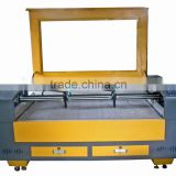 hot sales advertisement acrylic wood CO2 laser engraving cutting machine