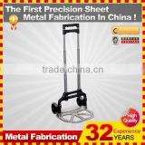 kindle 2014 new durable folding professional customized supermarket children shopping cart for sale