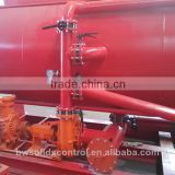 exploration drilling machine mud tank agitators
