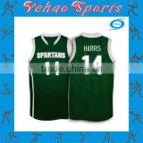 green basketball jersey sports jerseys with custom design