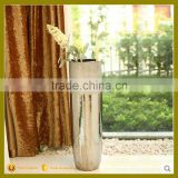 2016 silver plated alibaba china large floor vase for hotel decor                                                                                                         Supplier's Choice