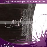 Popular New Style Flip in Hair Extension easy to wear easy to dye 100% virgin cambodian Hair