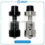 Sense Herakles RTA 100%Authentic !!! New Herakles RTA Sub Ohm Tank Sense Herakles VS Smok TF-RTA Tsunami Wismec Theorem