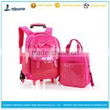 wholesale luggage travel bags trolley 3 pieces luggage set for kids