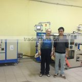 Jiayuan Excellent quality compact hot melt adhesive coating machine for RFID label,RFID Tag
