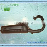 china alibaba car fiber carbon exhaust muffler cheap muffler