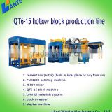QT6-15 concrete interlocking bricks making machine,brick making machine price list,cement brick block making machine price