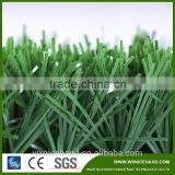 Chinese artificial grass for soccer football and athletic venues sand and green granules included