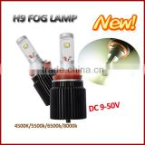 Hot Sale Custom Fit High Intensity 4000lm led headlight kit semi truck fog light