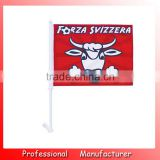 30*45cm advertising car mirror flag