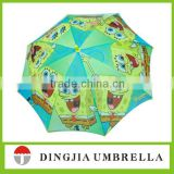 cartoon printing shenzhen high quality umbrella for boys