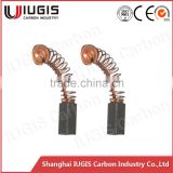 6.3*9.5*20mm Spring Shunt use carbon brush with Cap