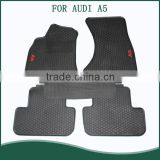 Genuine for Audi Accessories Black Front All-Weather Floor Mat for Audi A5 Coupe/Cabriolet