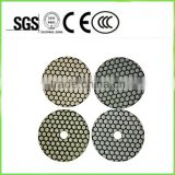 4 inch dry diamond polishing pads for marble,ceramic