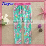 New arrival fashion wholesale comfortable girls pants my little pony custom printed leggings TR-A67