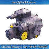 electric driven hydraulic pump for concrete mixer producer made in China
