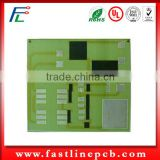 China supplier Double side power supply gold plating ceramic pcb,Double side for Ceramic Pcb